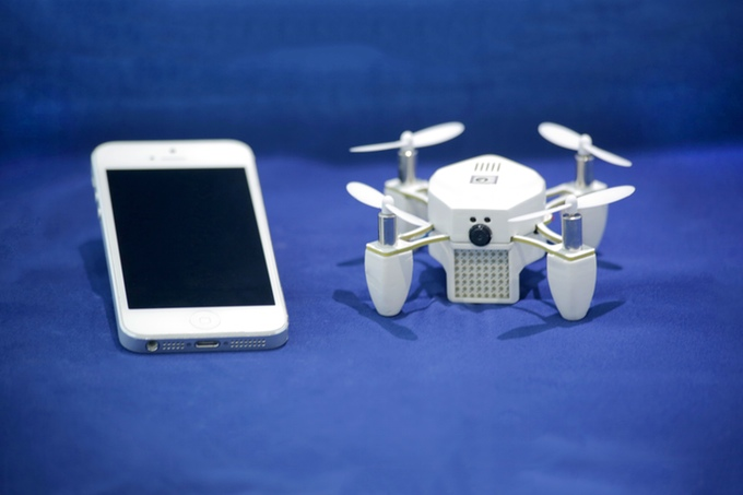 Kickstarter Hires Investigative Reporter To Figure Out Where Mini-Drone Campaign Went Wrong