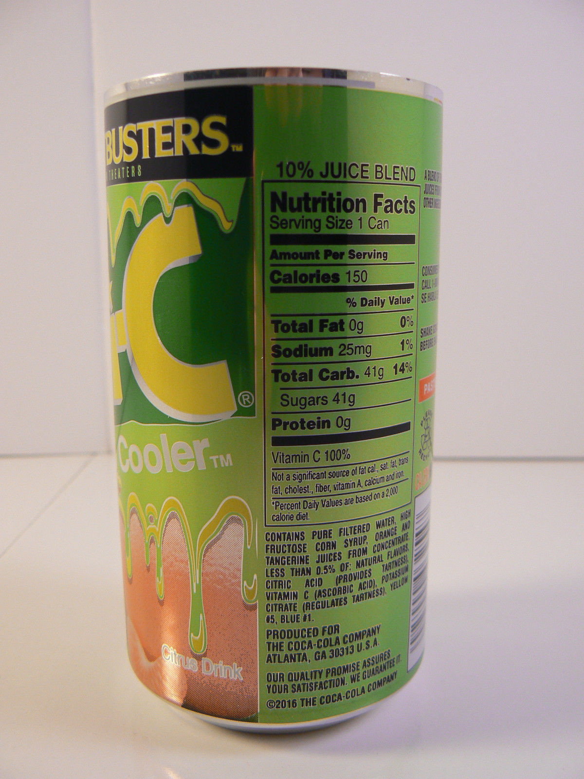 Ghostbusters Tie-In Beverage Hi-C Ecto Cooler Is Really Coming Back
