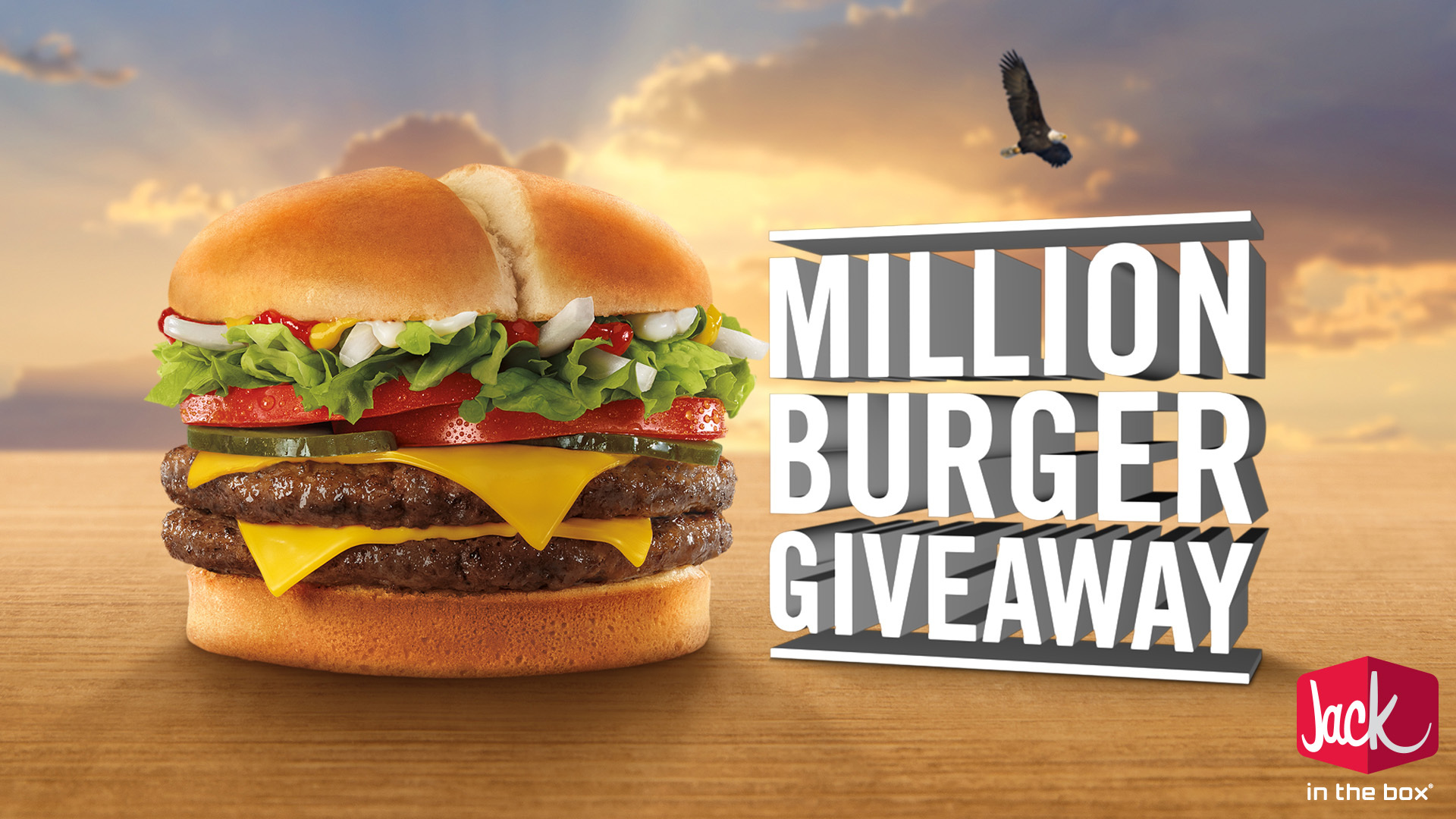 Jack In The Box Promotes New Burger By Giving Away A Million Of Them