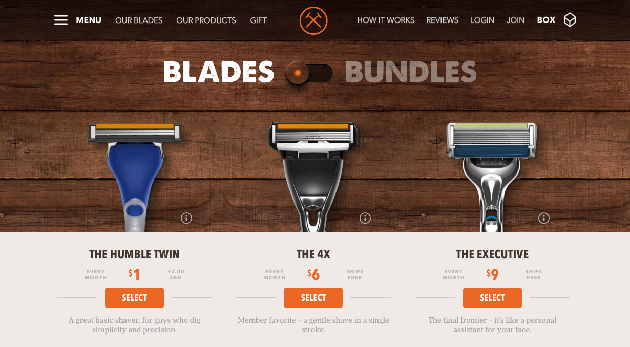 Dollar Shave Club Files Countersuit Against Gillette In Patent Fight