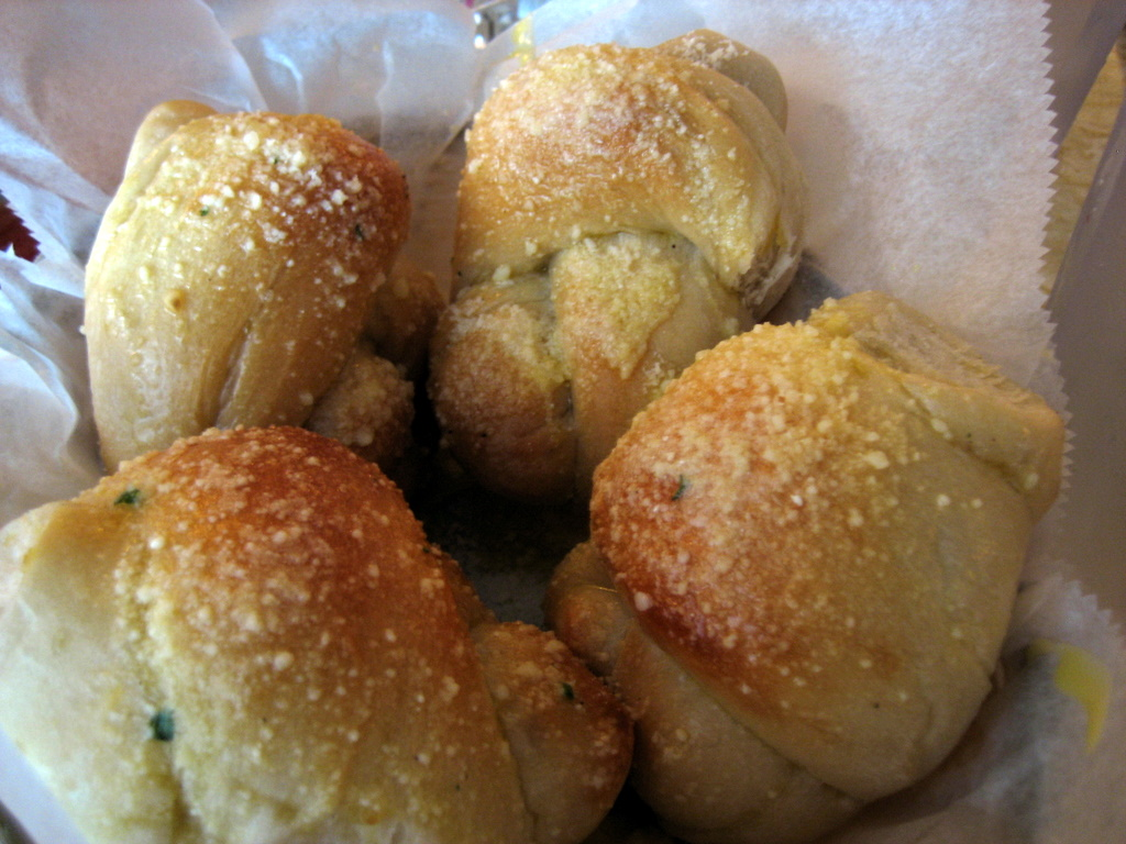 These are not the garlic knots in question. (WayTru)