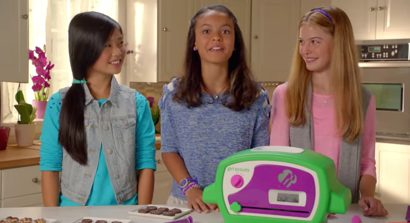 Children's Ad Group Wants To Make Sure Kids Don't Use Girl Scouts Cookie Oven Without An Adult