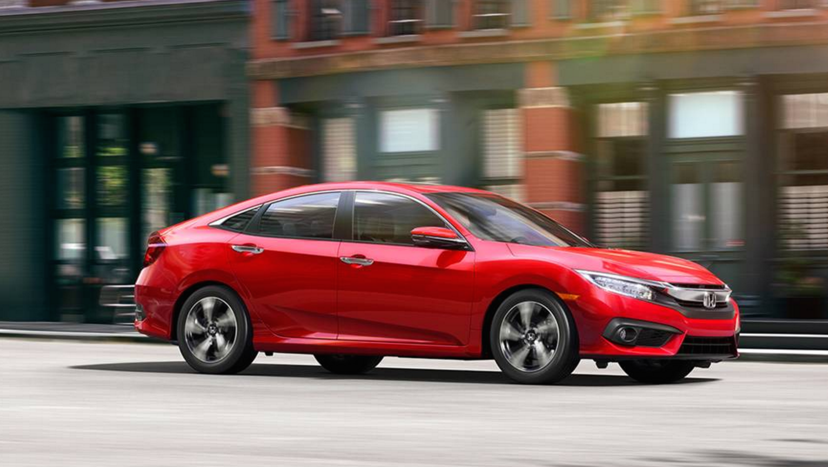 Honda Orders Stop-Sale Of 2016 Civics Over Possible Engine Failure; Recall Pending