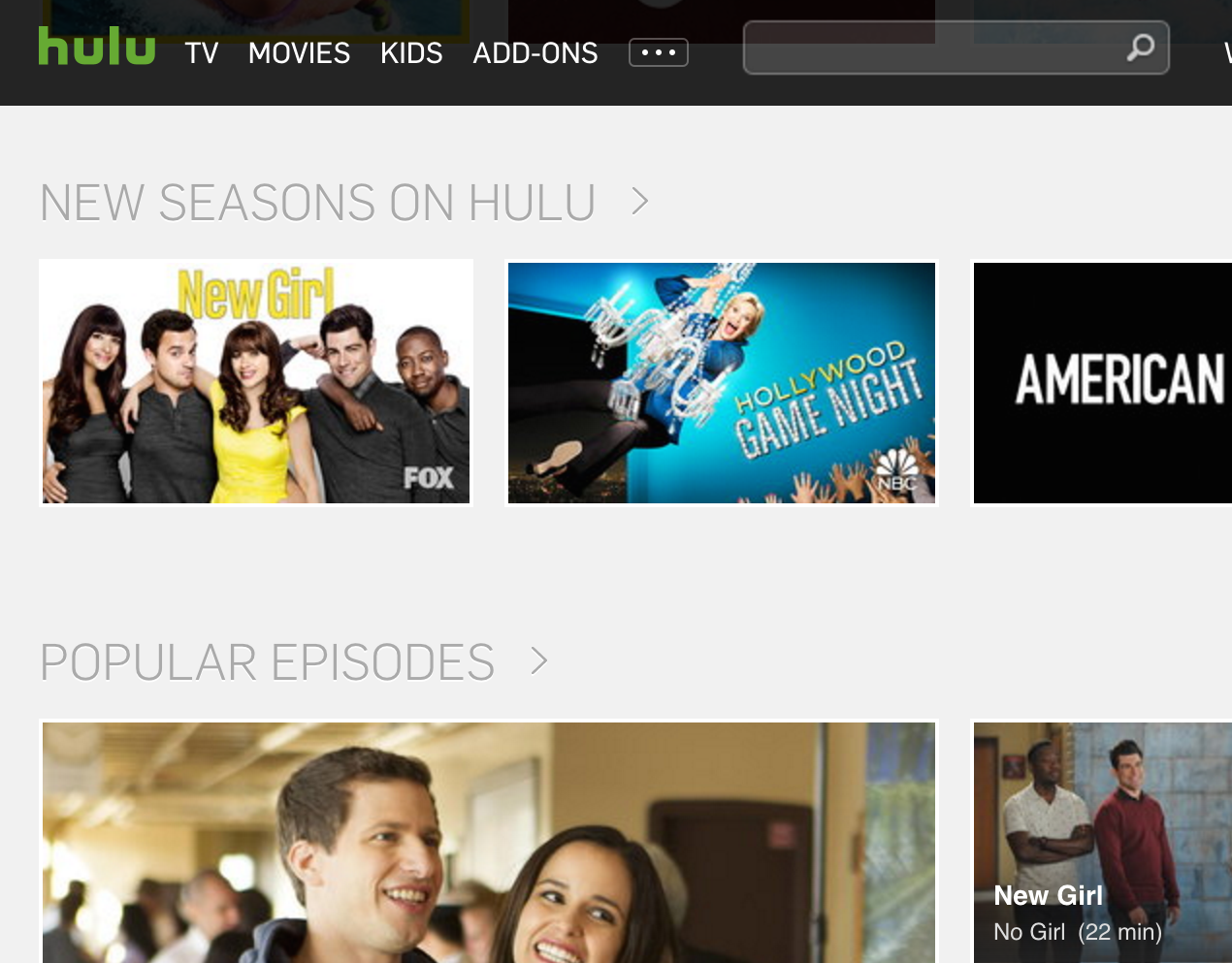 Time Warner Wants Hulu To Stop Airing Current Seasons Of Tv Shows