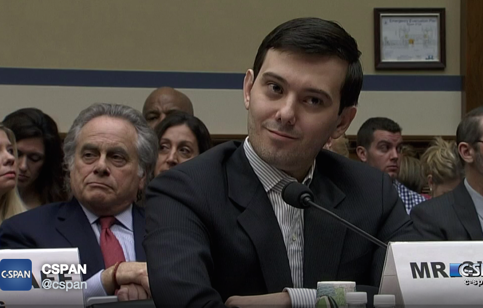 Former CEO Martin Shkreli Now Has An Entire — Unflattering — Musical About Him