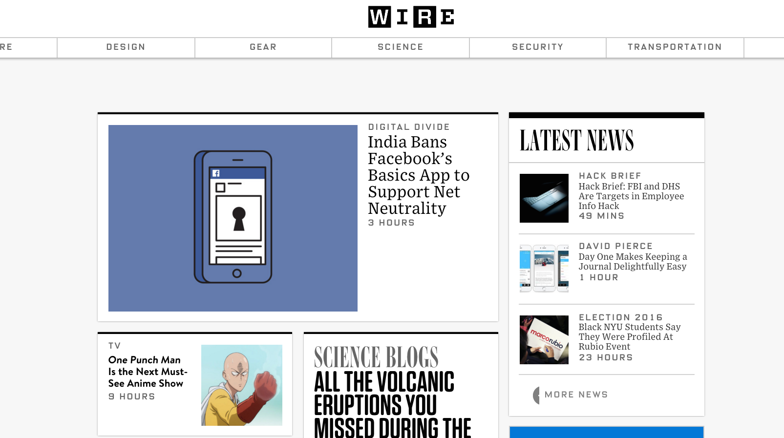 Want Wired.com Without Ads? That'll Be $3.99/Month