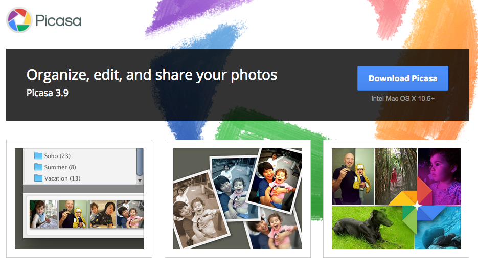 Google Shutting Down Picasa Photo Service