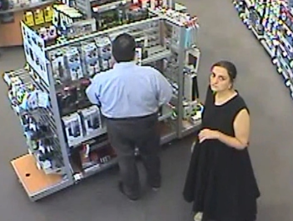 Woman Who Stuffed Electronics Inside Her Skirt Returns To Same RadioShack Store, Does It Again