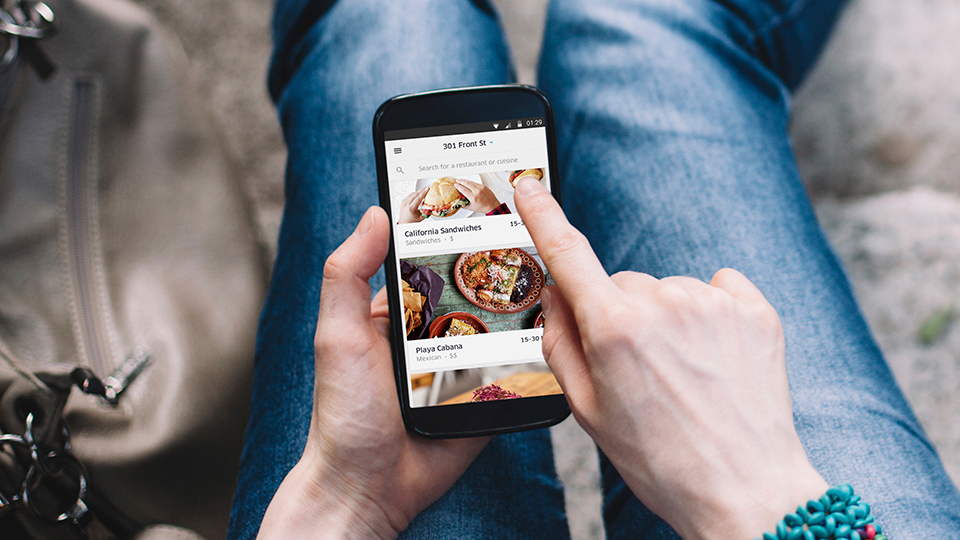 UberEATS Launches As A Standalone App Offering Restaurant Delivery In 5 Cities