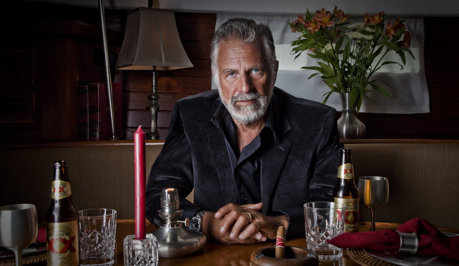 "After 10 Years, Dos Equis Will Replace ""Most Interesting Man In The World"""