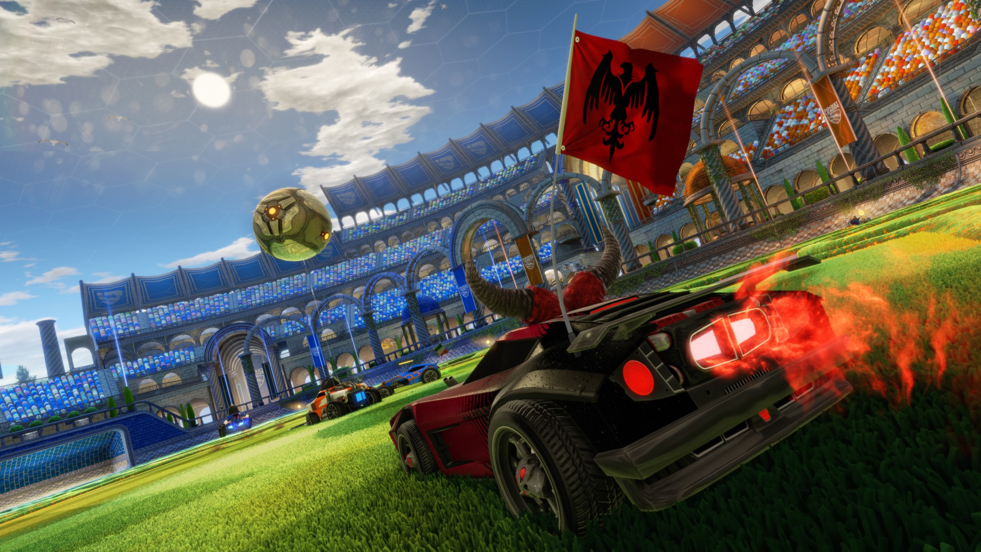 Xbox One Will Support Cross-Platform Multiplayer With PS4, PC