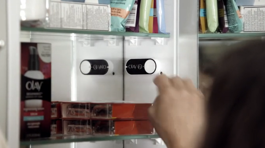 Amazon Adds More Dash Buttons For Condoms, Chips, Energy Drinks