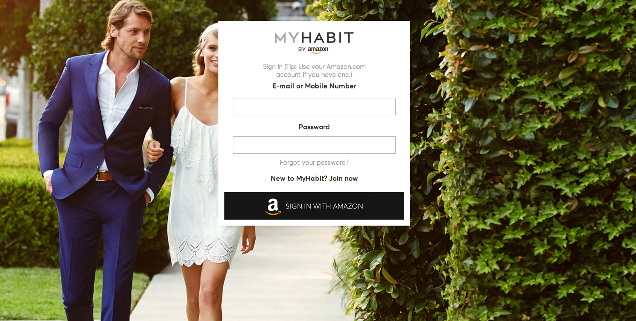 Amazon Stays On Trend, Closes Flash Sale Site Myhabit.com