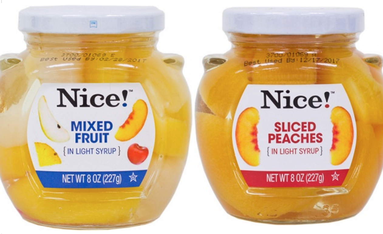"More Walgreens ""Nice!"" Brand Sliced Fruit Recalled For Possible Glass Shards"