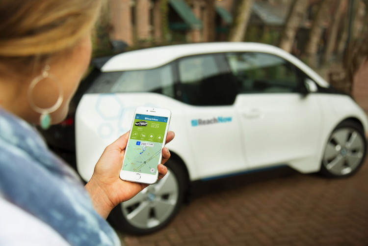 BMW Launching A New Car-Sharing Service In Seattle