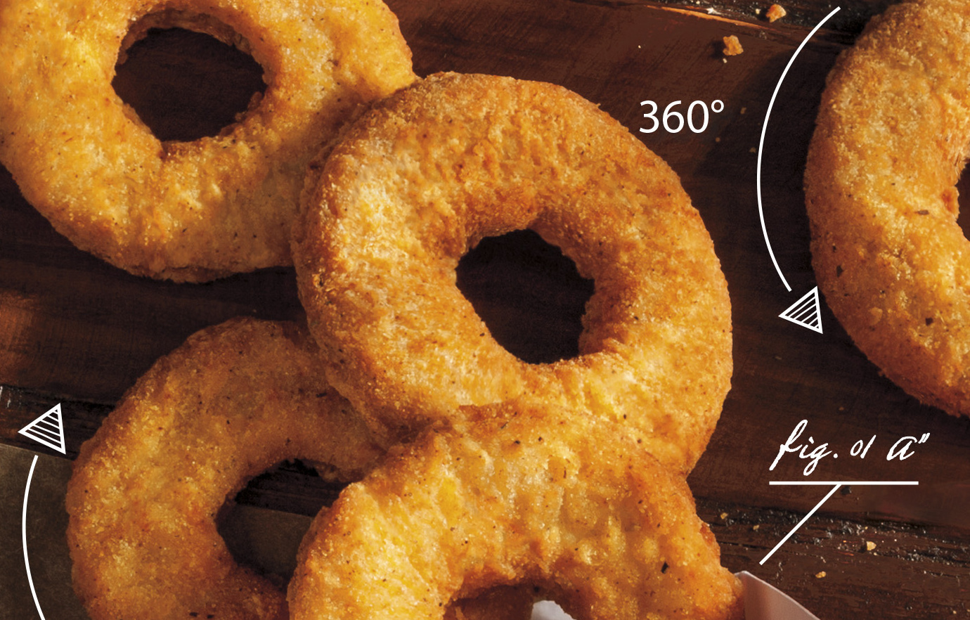Burger King Will Sell Chicken Fries In Ring Form