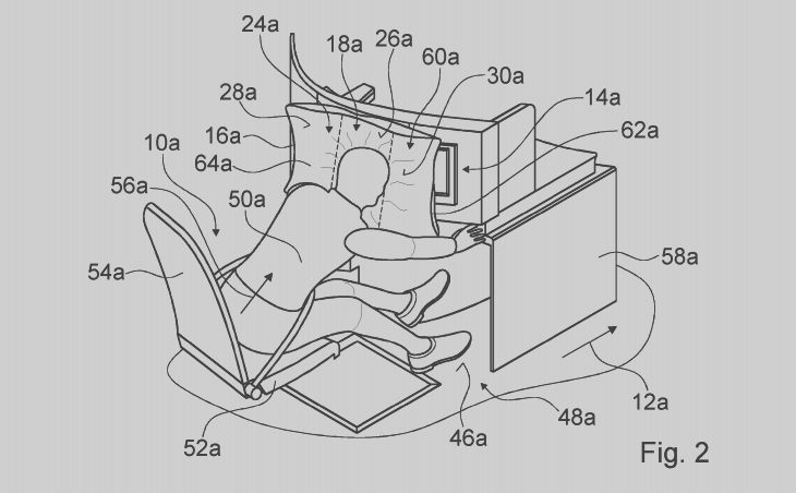 Airplane Seat Maker Files Patent For First Class Airbags