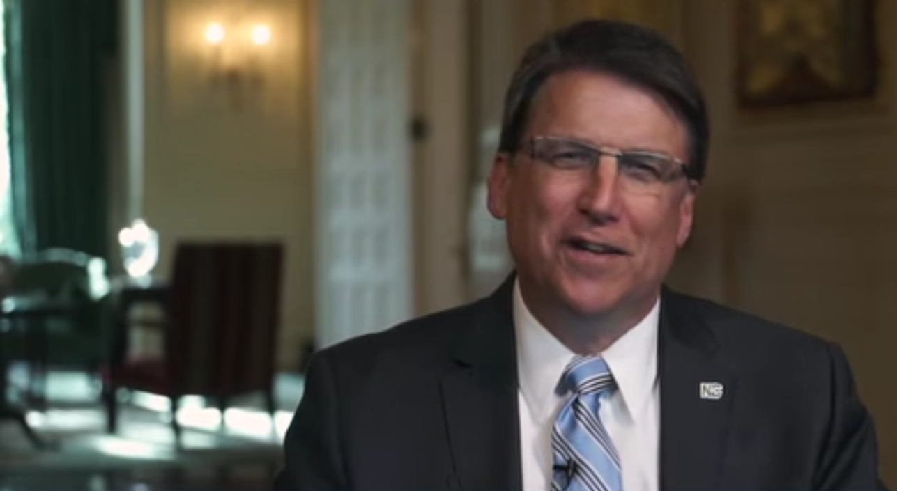 North Carolina Governor Tweaks Anti-LGBT Law; Critics Say It Doesn't Change Much
