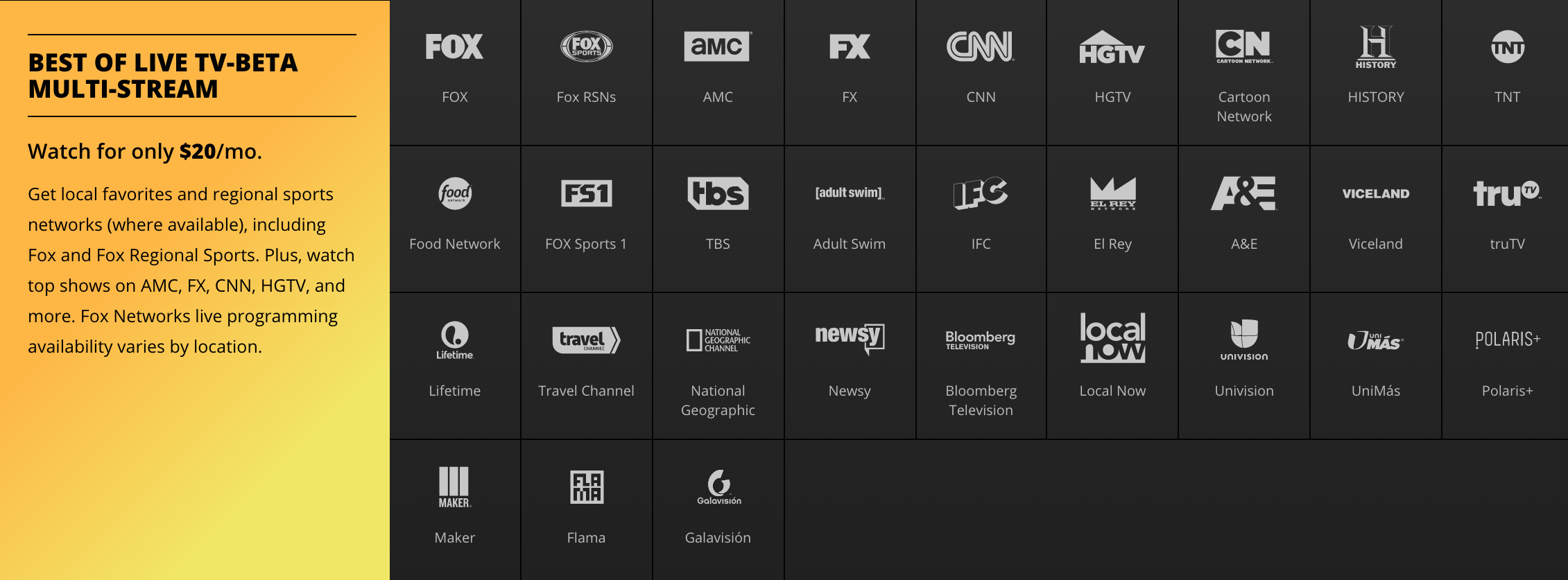 Sling TV Finally Adding Live Network TV, Multi-Stream Support. Is It Worth It?