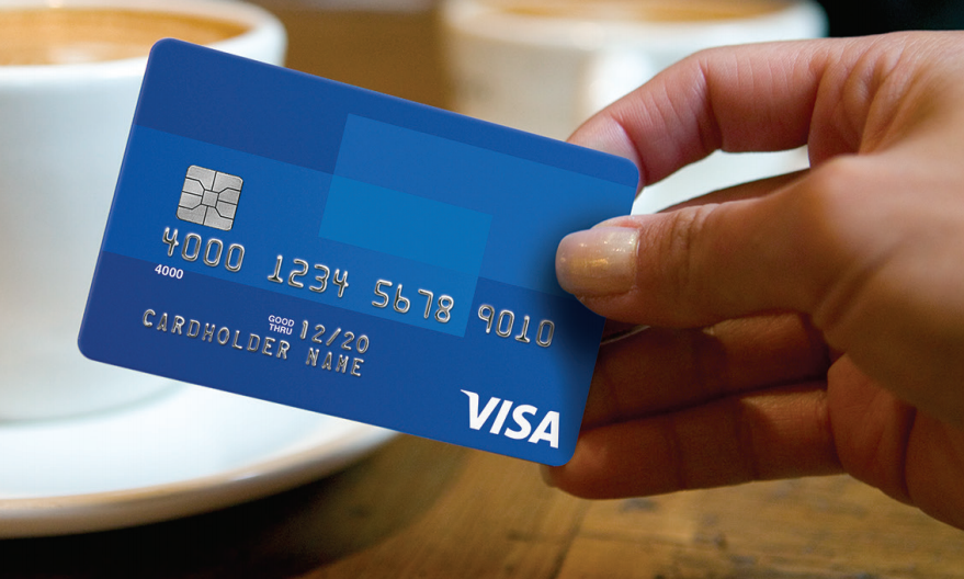 Visa Update Aims To Speed Up Slow Chip-Card Checkouts