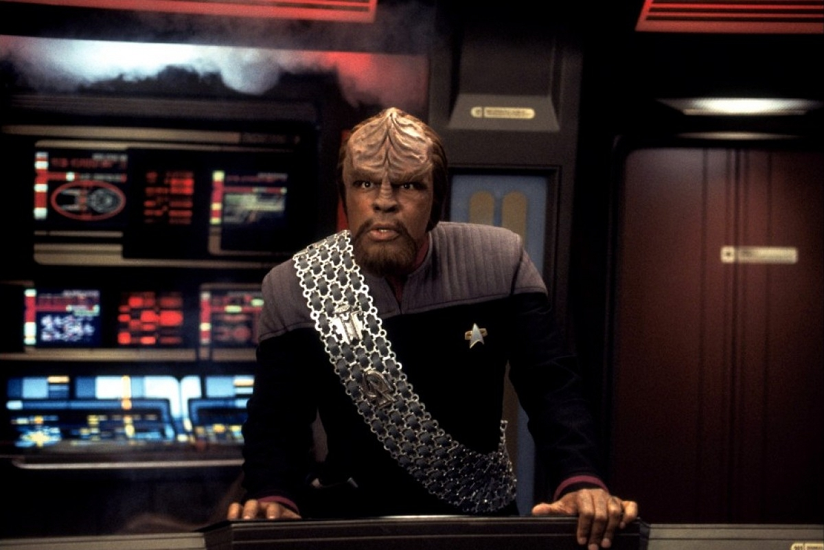 Language Creation Society: Paramount Does Not Own Klingon Language