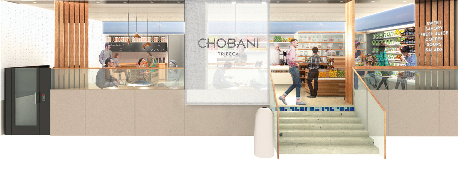 New Target Store In Manhattan Will Feature A Chobani Yogurt Cafe