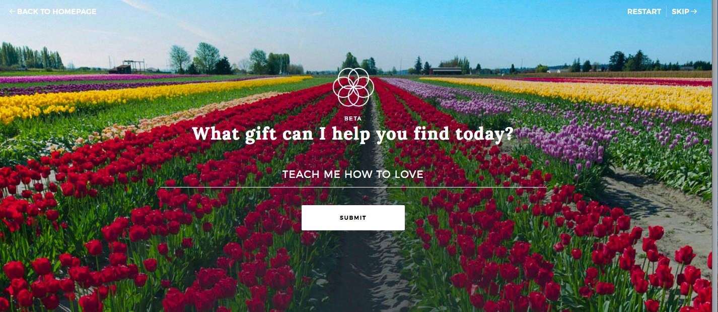 1-800-Flowers Has Watson-Powered Robo-Concierge To Help You Choose Gifts