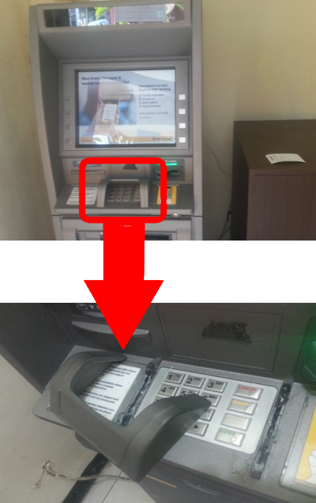 Here's What You'll Find Inside A Real ATM Skimmer Found In