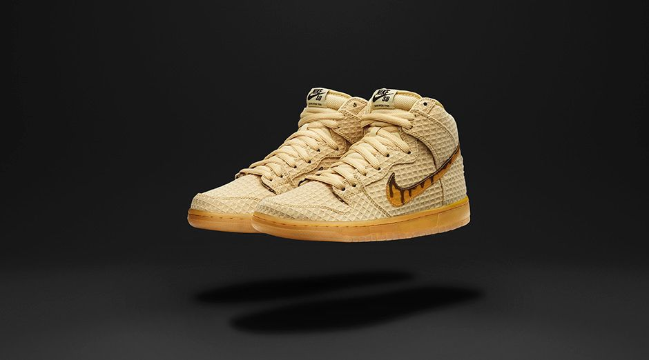 huge selection of 8ad27 d6361 Nike's Starbucks Sneaker Is The Latest In Food-Themed ...