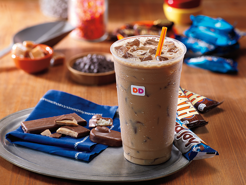 Is There Caffeine In Dunkin Donuts Hot Chocolate