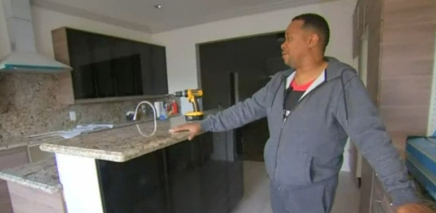 House Fire Survivor Waits Over A Year For IKEA Contractor To Finish His Kitchen