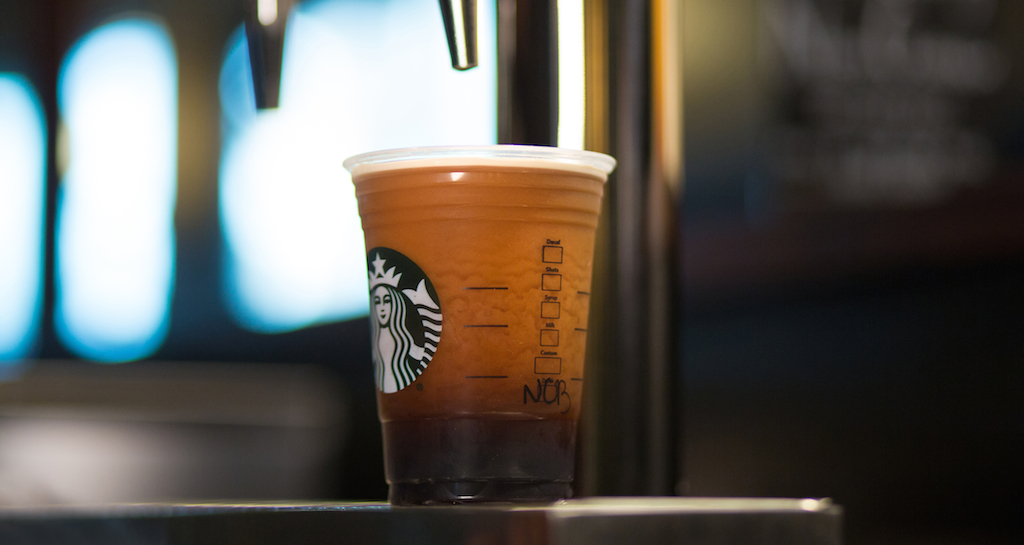 Starbucks Expanding Nitro Cold Brew To Nearly 1,500 Locations This Year