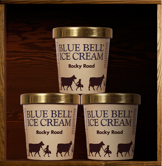 Blue Bell Recalls Pints Of Ice Cream Because Rocky Road Is Not Cookies 'N Cream
