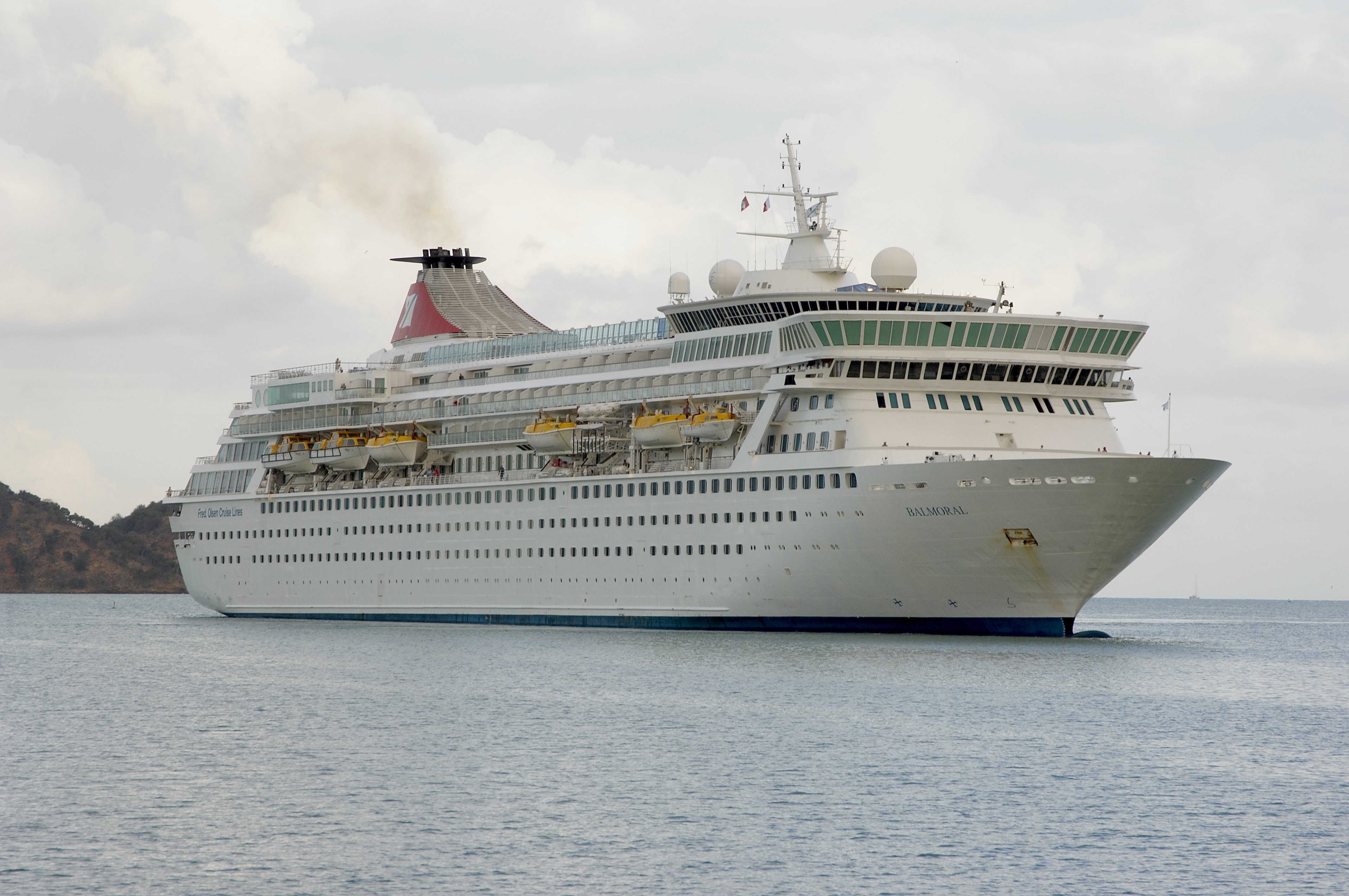 Cruise Ship Norovirus Season Begins: 252 Passengers Sick On Ship Docked In Maine