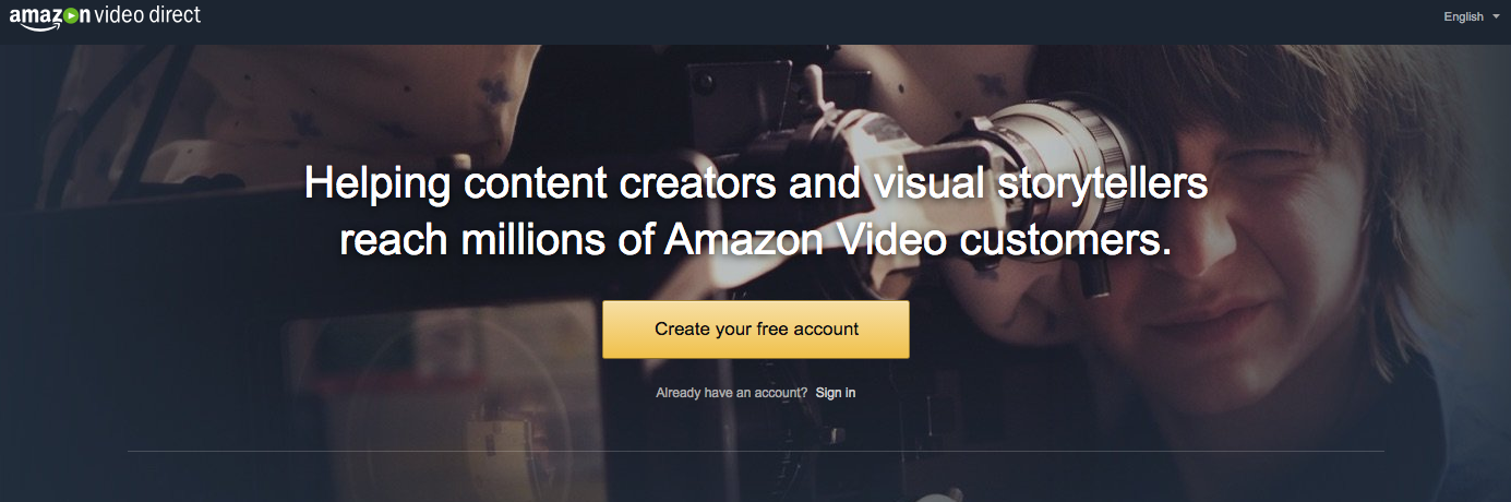 Amazon Launches Its Own YouTube-Like Service: Amazon Video Direct