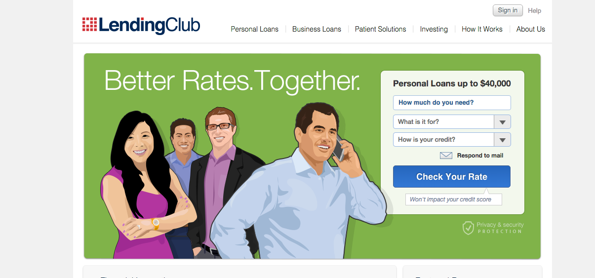 Feds Investigating Lending Club's Loan Sales