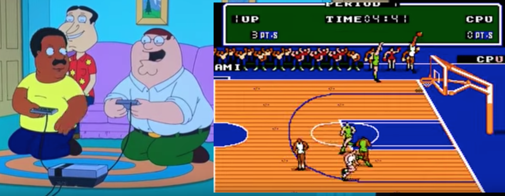 "Fox Swipes YouTube Clip Of Video Game For ""Family Guy"" Then Demands Copyright Takedown Of Original"