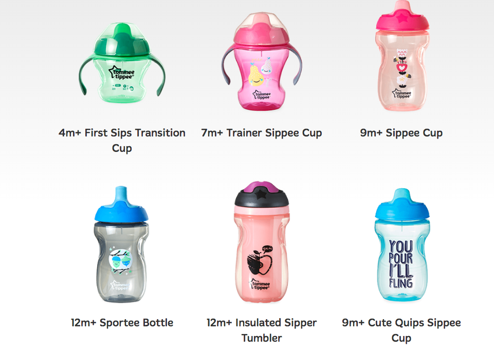 Mayborn USA Recalling More Than 3M Spill-Proof Cups Because Drinking Mold Is Gross