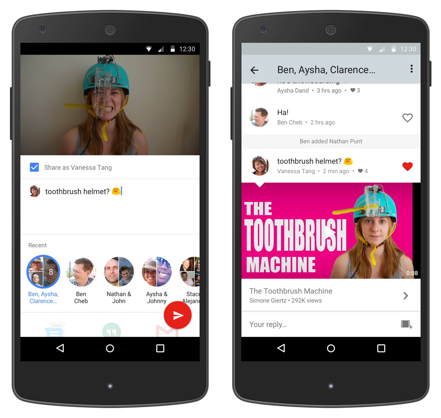 YouTube Adding A Messaging Tool To Its Mobile Apps