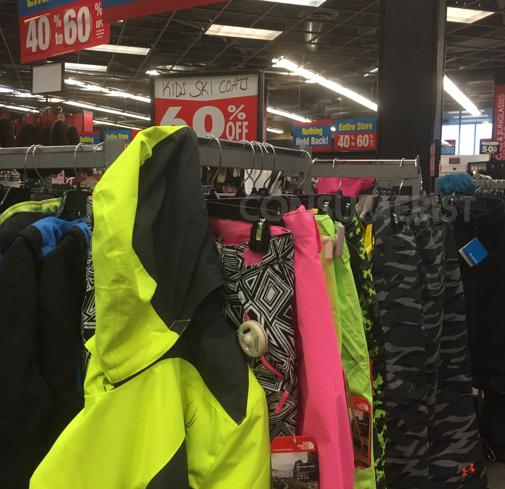 Bankruptcy Court Resolves Another Dispute Between Sports Authority And Consignment Vendors