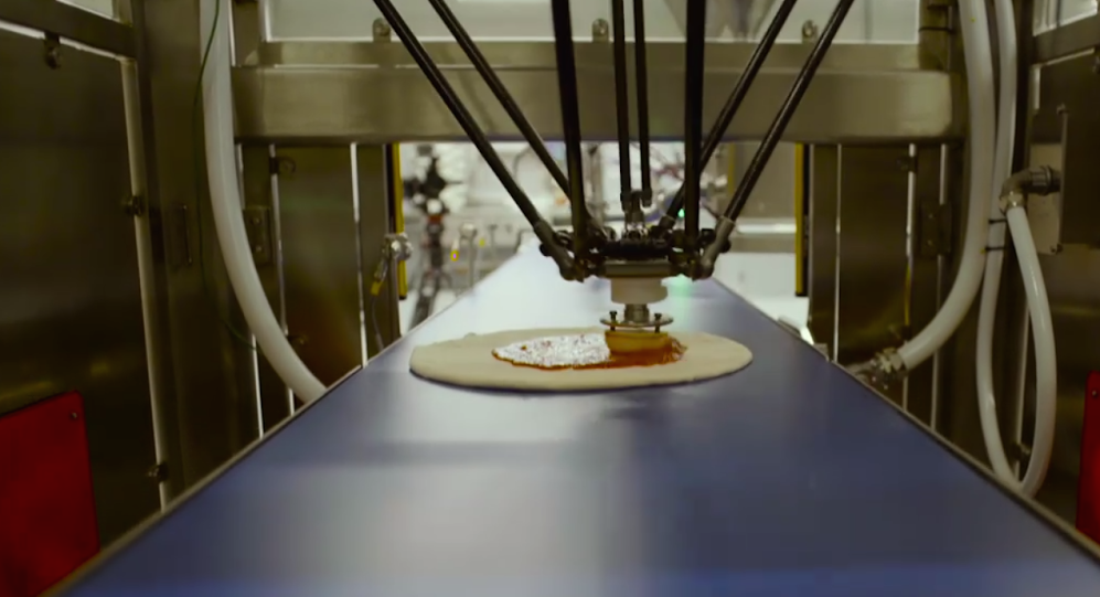 "Robot Pizza Company Wants To Be ""Amazon Of Food"""