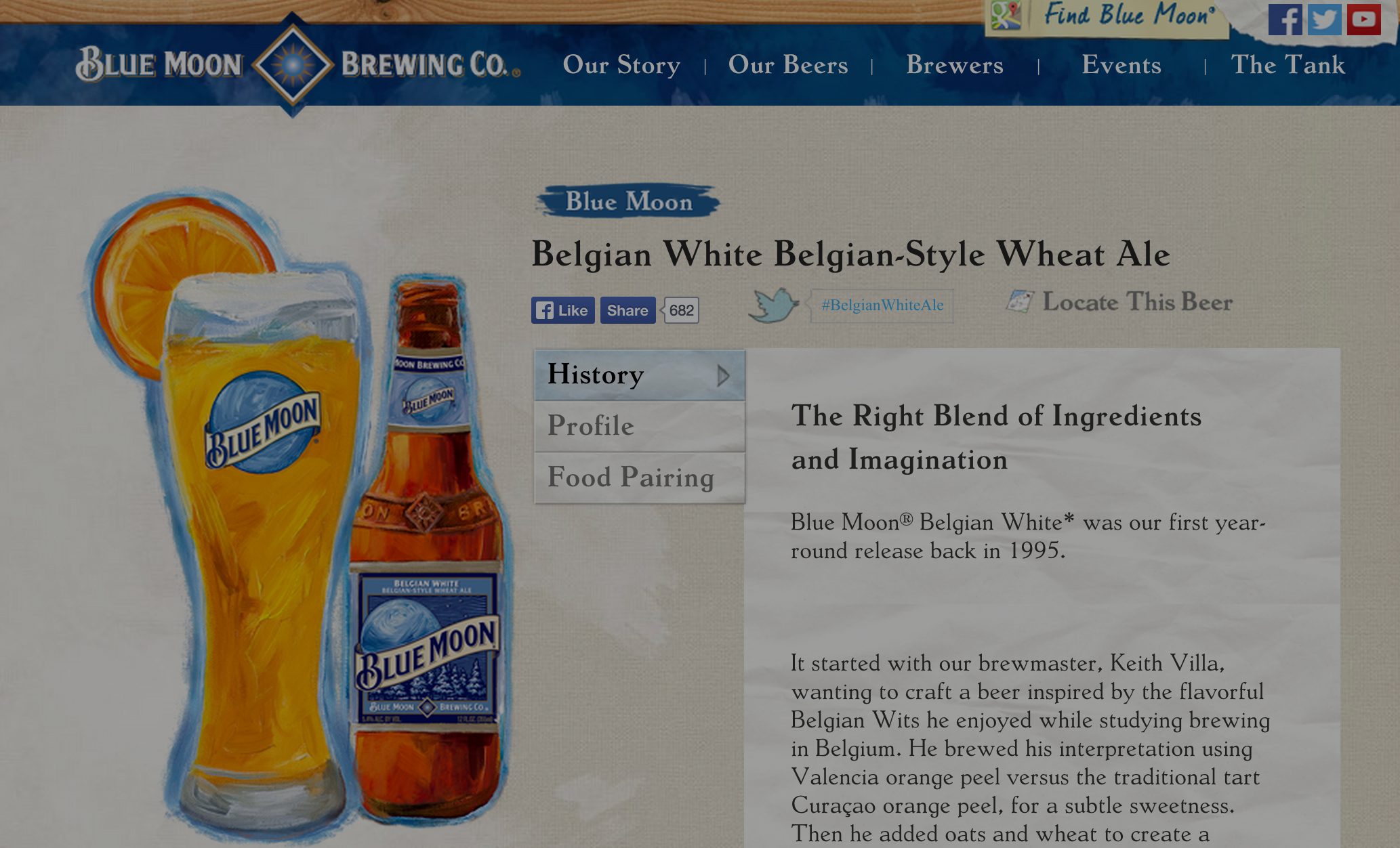 "Judge Dismisses Blue Moon ""Craft Beer"" Lawsuit Against MillerCoors (Again)"