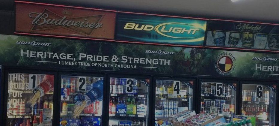 Budweiser Accused Of Illegally Using Official Tribal Logo U0026 Slogan In Local  Beer Ads U2013 Consumerist