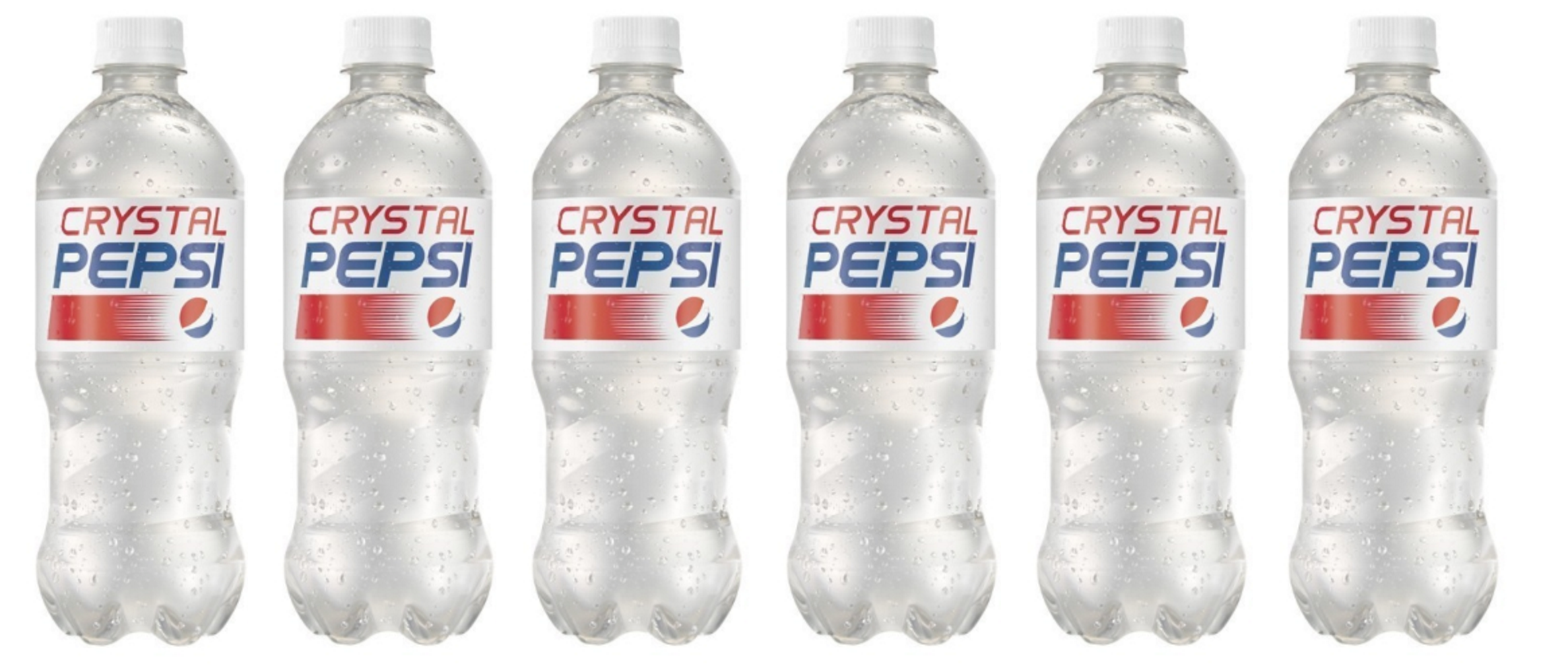 It's True: Crystal Pepsi Is Coming Back For All Those People Who Forgot They Hated It The First Time Around