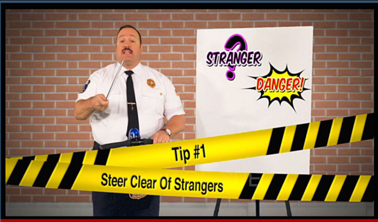 Your Kids' Lesson Plans Are Being Brought To You By Pfizer, WD-40, & Paul Blart: Mall Cop 2