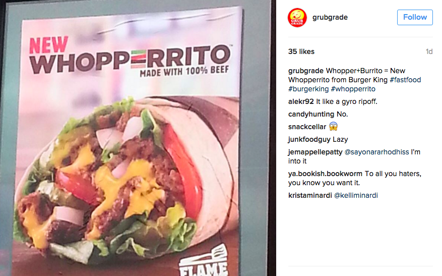 The End Is Nigh: Burger King Is Testing Something Called The Whopperito