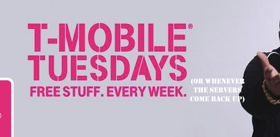 """T-Mobile Tuesdays"" Continue To Be Problematic Day Of The Week"