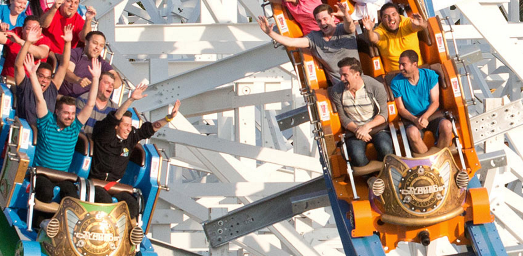 Six Flags In Talks To Open Amusement Parks In Saudi Arabia