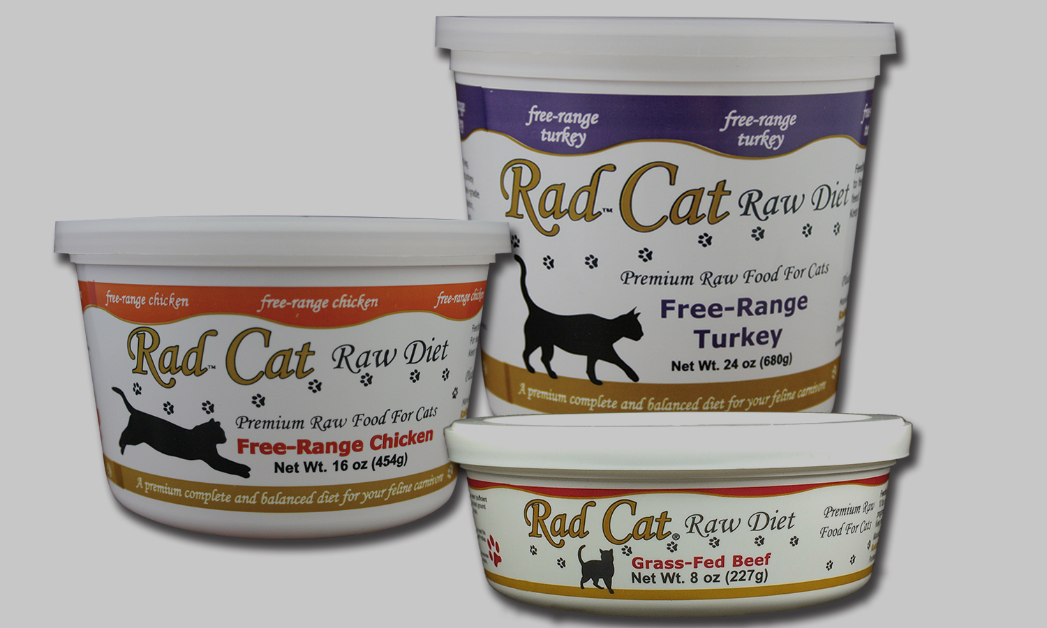 Three Flavors Of Raw Cat Food Recalled Over Listeria, Salmonella Contamination