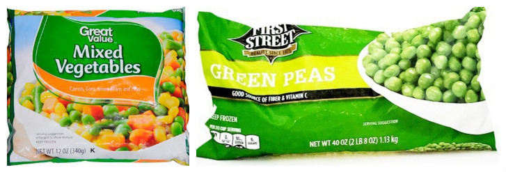 New Massive Frozen Food Recall Includes Walmart, Target Store Brands